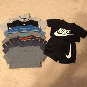 Lot of 3T toddler boys clothes